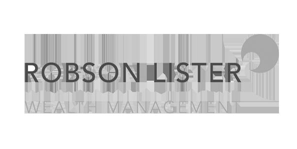 Robson Lister Logo Design