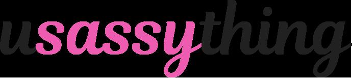 U Sassy Thing Logo