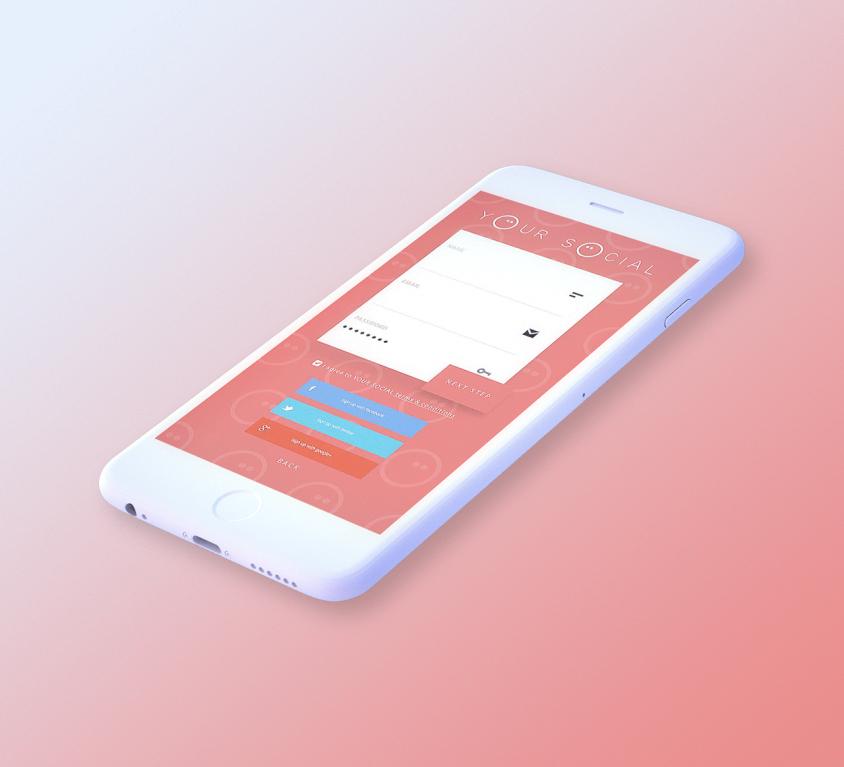 Your Social App